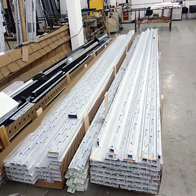 Bastion montaż stolarki aluminiowej